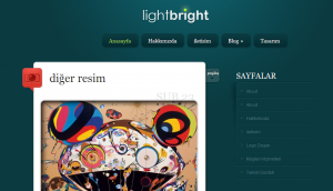 LightBright Teması