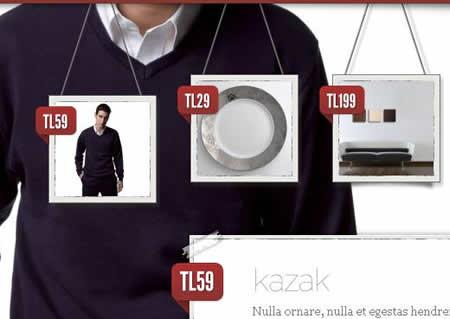 Alışveriş Teması