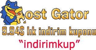 Hostgator Kupon