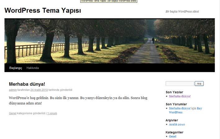 XAMPP WordPress Final